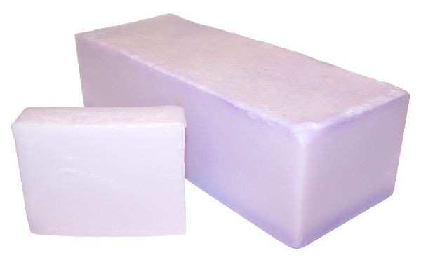 Fig and Cassis Soap Loaf